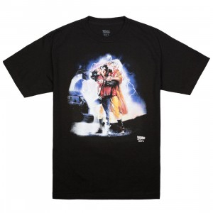 BAIT x Back To The Future Men BTTF Poster Tee (black)