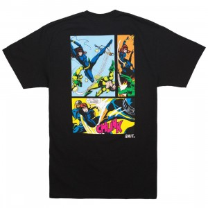 BAIT x Marvel Comics Men Black Widow Tee (black)
