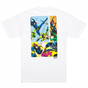 BAIT x Marvel Comics Men Black Widow Tee (white)