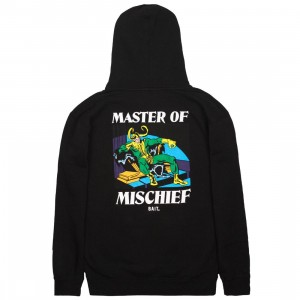 BAIT x Marvel Comics Men Loki Master Of Mischief Hoody (black)