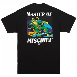 BAIT x Marvel Comics Men Loki Master Of Mischief Tee (black)
