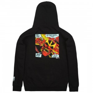 BAIT x Marvel Comics Men Thanos Comic Strip Hoody (black)