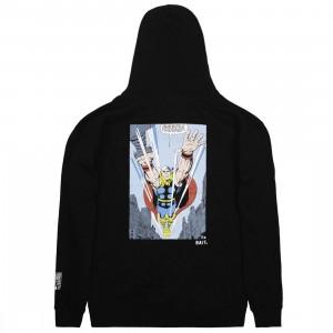 BAIT x Marvel Comics Men Thor Hoody (black)