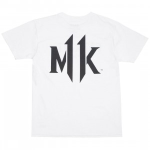 BAIT x Mortal Kombat 11 Men Fatality Tee (white)