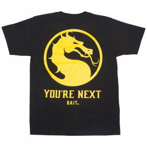 ac9193ca8698 BAIT x Mortal Kombat 11 Men You re Next Tee (black)