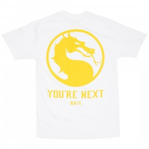 BAIT x Mortal Kombat 11 Men You're Next Tee (white)