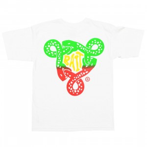 BAIT Men More And More Tee (white)