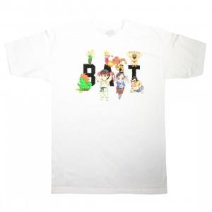 BAIT x Street Fighter Men Chibi Group Tee (white)