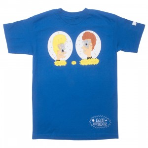 BAIT x MTV Beavis And Butthead x Gondek Men Face Off Tee (blue)