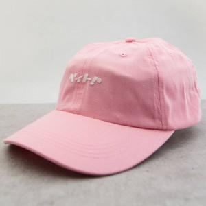 BAIT Nippon Logo Dad Cap (light pink)