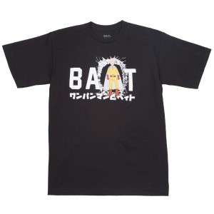 BAIT x One Punch Man Men Classic BAIT Logo Tee (black)