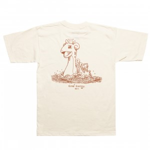 BAIT x Pokemon Sepia Men Good Energy Tee (white / natural)