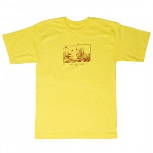 BAIT x Pokemon Sepia Men Life Of Pikachu Tee (yellow)