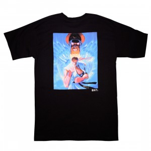 BAIT x Street Fighter Men Retro Ryu Tee (black)