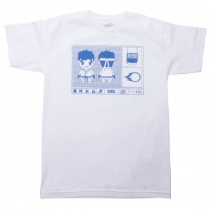 BAIT x Street Fighter Ryu Men Kokies Design Tee (white)