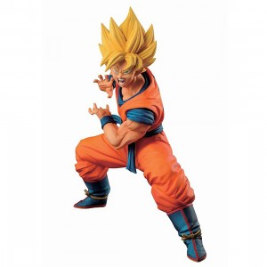 PREORDER - Bandai Ichiban Kuji Dragon Ball Our Goku No.1 Super Saiyan Son Goku Ultimate Version Figure (orange)