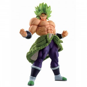 PREORDER - Bandai Ichiban Kuji Dragon Ball Super Saiyan Broly Full Power Ultimate Version Figure (green)