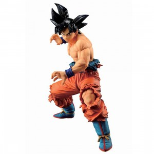 PREORDER - Bandai Ichiban Kuji Dragon Ball Son Goku Ultra Instinct Sign Ultimate Version Figure (orange)