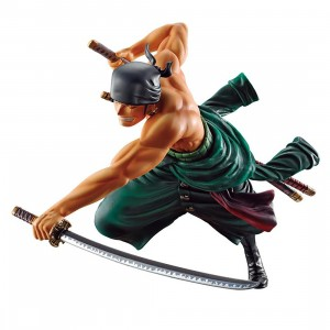 PREORDER - Bandai Ichiban Kuji One Piece Roronoa Zoro Battle Memories Figure (green)