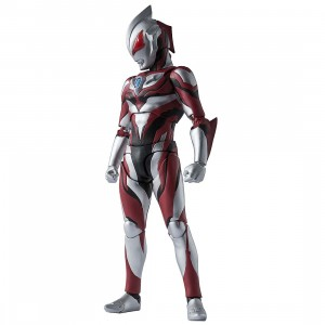 PREORDER - Bandai S.H.Figuarts Ultraman Geed Primitive New Generation Edition Figure (silver)
