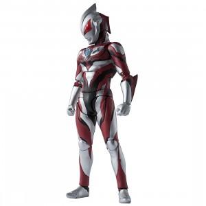 Bandai S.H.Figuarts Ultraman Geed Primitive New Generation Edition Figure (silver)