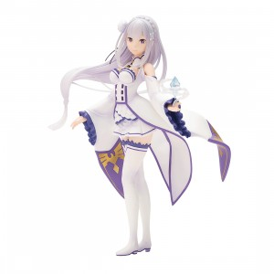PREORDER - Bandai Ichibansho Re:Zero Starting Life in Another World Emilia Story To Be Continued Figure (purple)