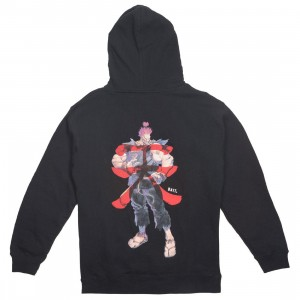BAIT x Street Fighter Men Akuma Hoody (black)