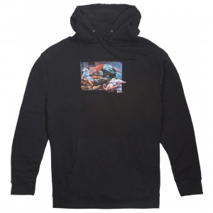 BAIT x Street Fighter Men The World Warrior Hoody (black)