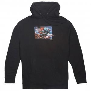 BAIT x Street Fighter Men The World Warrior Hoody (black)