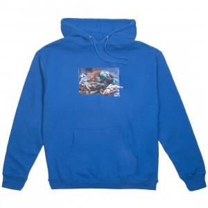 BAIT x Street Fighter Men The World Warrior Hoody (blue / royal)