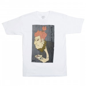 BAIT x Street Fighter x Kidokyo Men Akuma Tee (white)