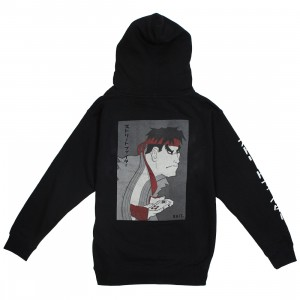 BAIT x Street Fighter x Kidokyo Men Ryu Hoody (black)
