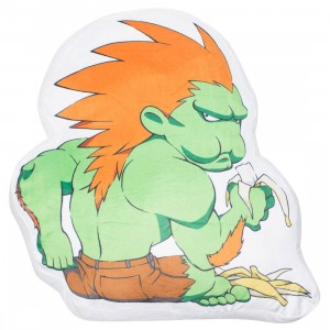 BAIT x Street Fighter Blanka Pillow (green)