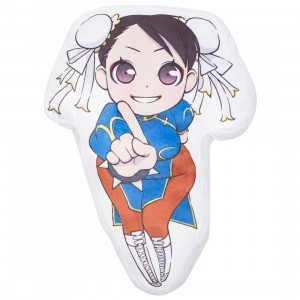 BAIT x Street Fighter Chun Li Pillow (blue)