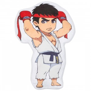 BAIT x Street Fighter Ryu Pillow (white)