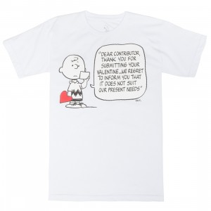 BAIT x Snoopy Men Chuck Valentine Tee (white)