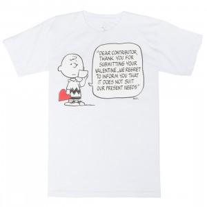 BAIT x Snoopy Men Chuck Valentine Tee (white)