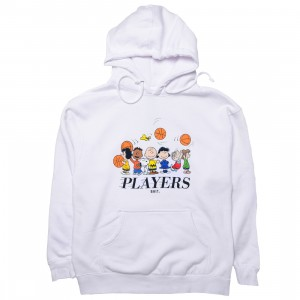 BAIT x Snoopy Men Players Hoody (white)