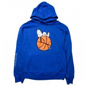 BAIT x Snoopy Men Snoopy Sleeper Baller Hoody (blue)