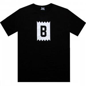 BAIT B Logo Tee (black / black)