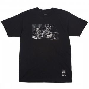 BAIT x Toy Story Men Buzz and Rex Tee (black)