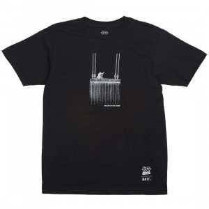 BAIT x Toy Story Men Buzz Vs Zurg Tee (black)