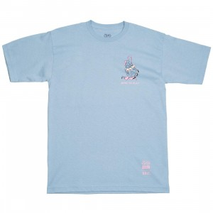 BAIT x Toy Story Men Made To Play Bo Peep Tee (blue / light blue)