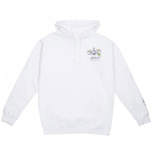 BAIT x Toy Story Men Made To Play Buzz Lightyear Hoody (white)