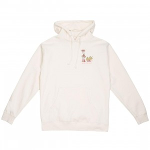 BAIT x Toy Story Men Made To Play Woody Hoody (white / bone)