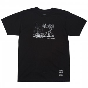 BAIT x Toy Story Men Woody And Slinky Tee (black)
