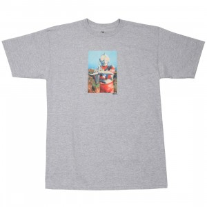 BAIT x Ultraman Men Hero Tee (gray / heather)