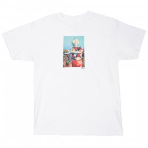 BAIT x Ultraman Men Hero Tee (white)