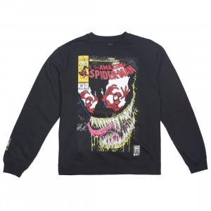 BAIT x Marvel Men Amazing Spiderman #346 Crew Sweater (black)