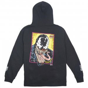 BAIT x Marvel Men V Is For Venom Hoody (black)